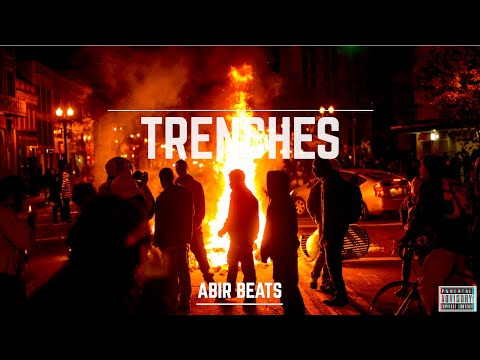 """Cinematic Trap Type beat x [Epic Instrumental] - """"TRENCHES"""" prod Abir beats"""