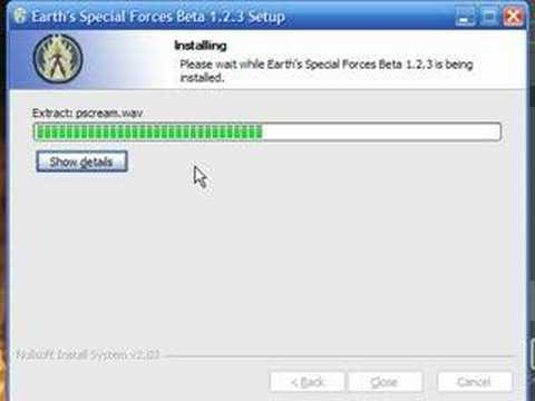 How To Install ESF for Dummies
