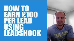 HOW TO EARN 100 PER LEAD | IMPROVE YOUR LEAD QUALITY | LEADSHOOK