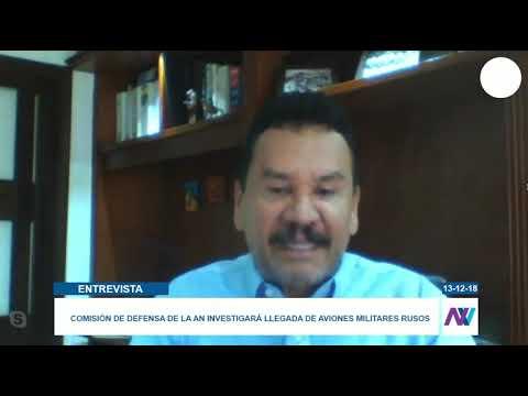 Jhon Marulanda: Geoestrategicamente Venezuela tiene un interés mundial