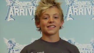 Ross Lynch Acting When He Was Young (2009)