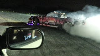 DON'T DRIFT AT 3AM!