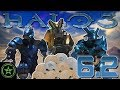 MASTER CHIEF CHOP SQUAD - Halo 3: LASO Part 6.2 | Let's Play