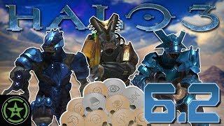 MASTER CHIEF CHOP SQUAD - Halo 3: LASO Part 6.2 | Let
