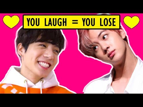 BTS You Laugh = You Lose Challenge  Bangtan Boys