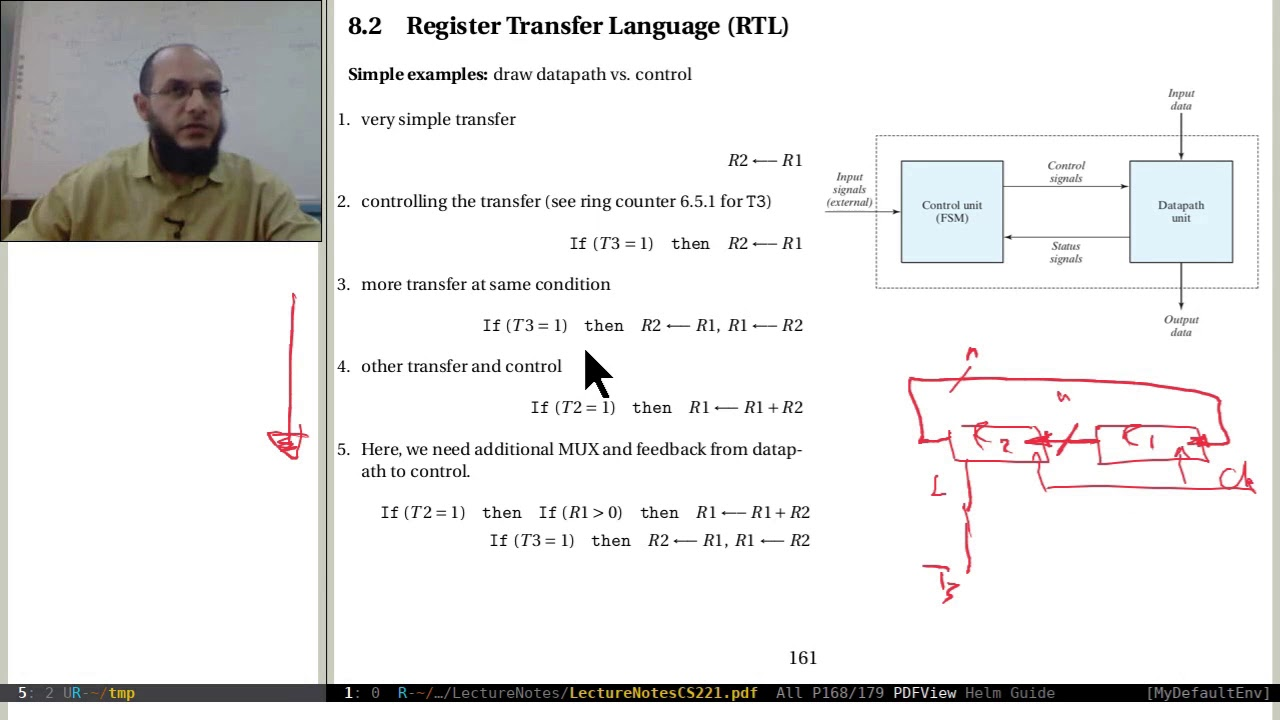 08-a Register Transfer Language (RTL)