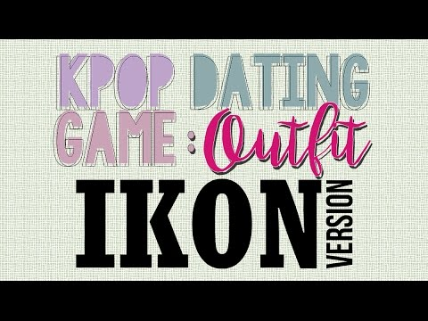 KPOP DATING GAME - OUTFIT IKON VERSION