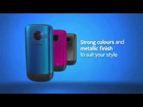 The Nokia® C2-05 - Commercial
