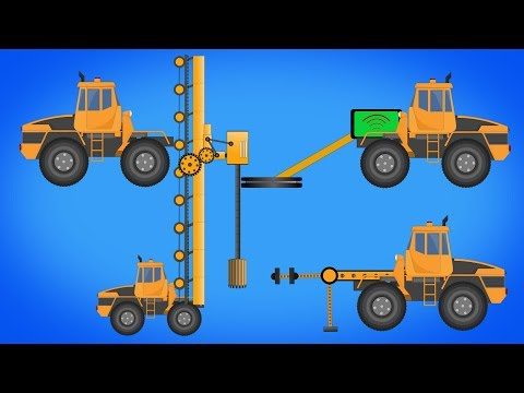 Kids TV Channel | Transformer | Field Visit | Steel Factory | Educational Video For Toddlers