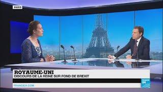 Royaume-Uni : Discours de la Reine sur fond de Brexit