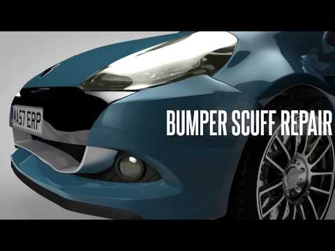 Car Body Repair Service in Ipswich |  Dents and Scuffs Paint Repair
