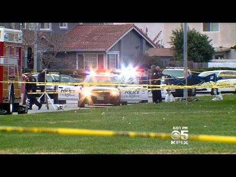 Fremont Police Shoot, Kill Man Allegedly Brandishing Knife