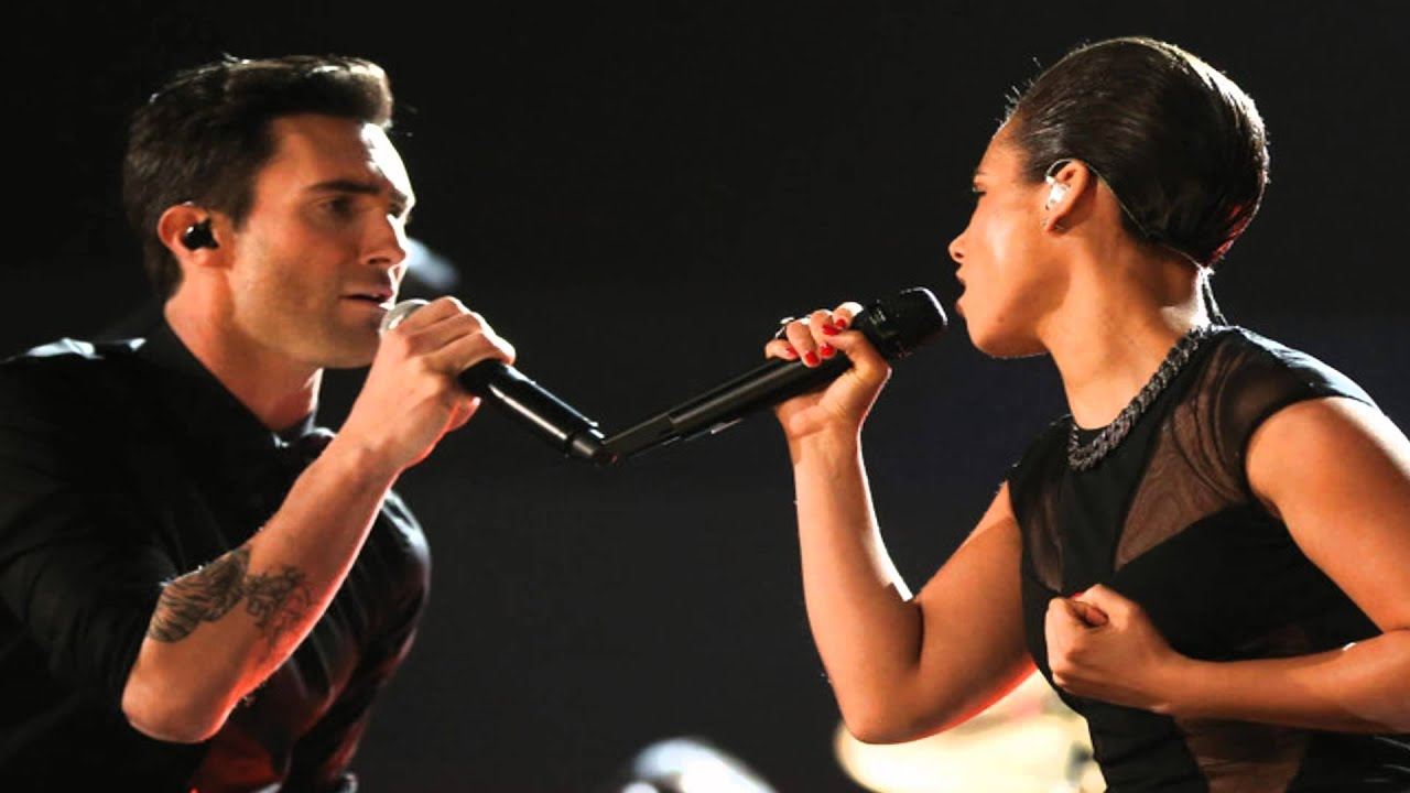 Maroon 5 Daylight Ft Alicia Keys Girl On Fire Live ...