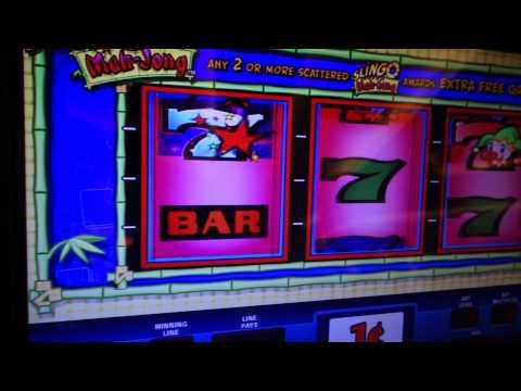 Slingo Mahjong Bonus Stage / Slot Machine