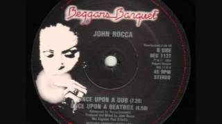 JOHN ROCCA - ONCE UPON A (DUB)