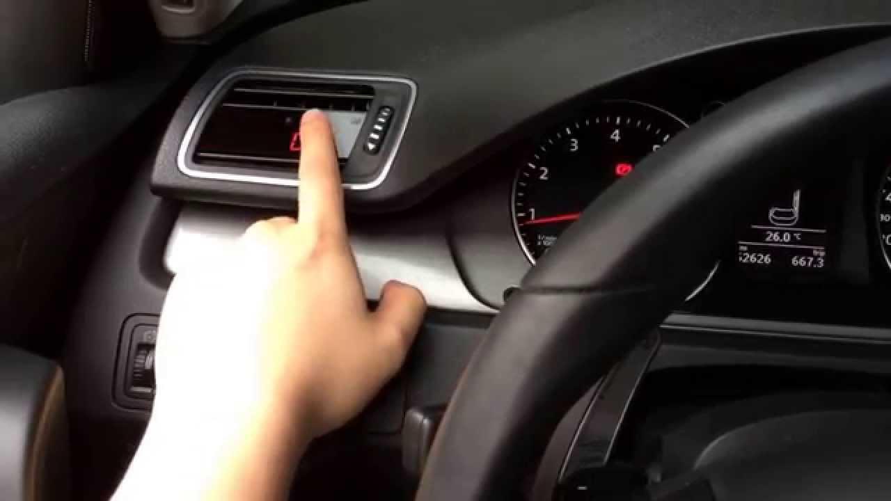 P3 cars vw passat cc digital interface by nhbm motorsports taiwan