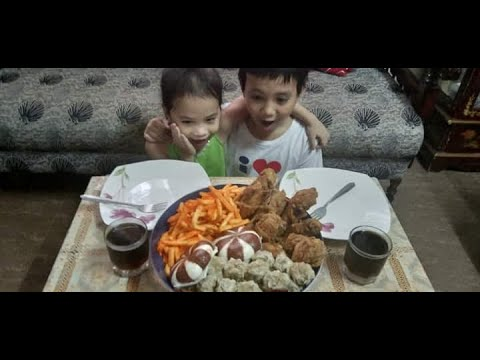 Download Pinoy Mukbang with Karl and Athena Episode 1