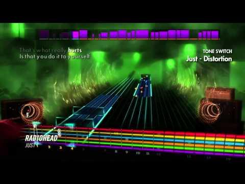 Rocksmith 2014 Edition - Radiohead songs pack Trailer [UK]