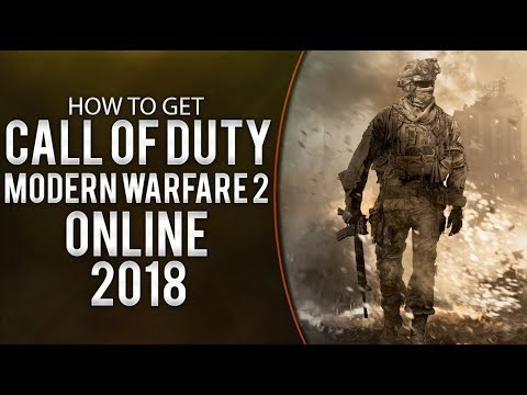 how to play call of duty modern warfare 2 multiplayer lan