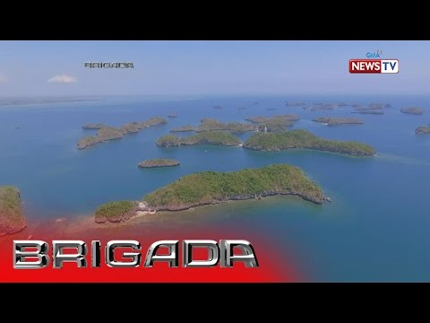 Brigada: Hundred Islands sa Pangasinan, pinasyalan ng 'Brigada'