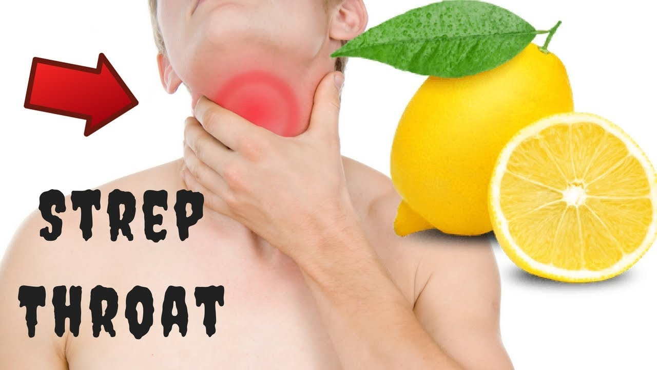 how to get rid of strep throat with whiskey and lemon mixture