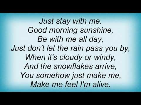 Aqua - Good Morning Sunshine Lyrics