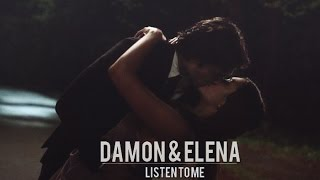 DAMON & ELENA ► Listen to me