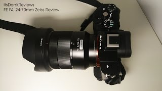 Sony Carl Zeiss FE 24-70mm F4 ZA OSS Vario-Tessar T* Lens Review for the Sony A7/A7R