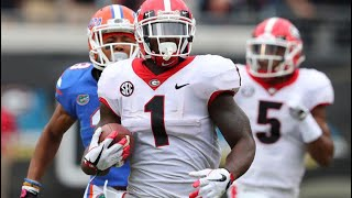#3 Georgia vs Florida Highlights   College Football Week 9