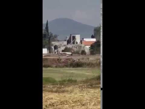El CJNG causó enfrentamiento en Texcoco: FGJEM; alcaldía niega cárteles en la región