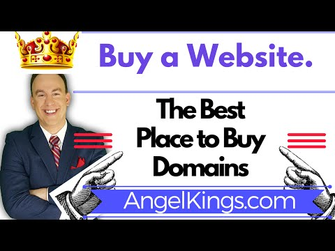 Domains & URLs: Best Place to Buy a New Domain Name - AngelKings.com