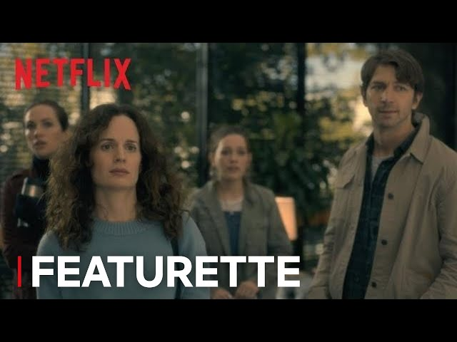 The Haunting Of Hill House Tv Series Michiel Huisman Carla Gugino Watchward