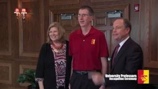 University Professors Recognition Ceremony - Pittsburg State University