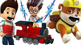 Щенячий Патруль все серии подряд Мультики для детей Развивающие мультфильмы Игрушки Paw Patrol