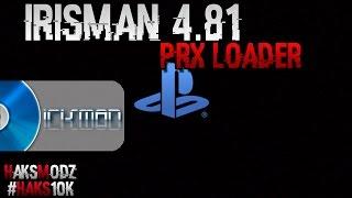 IRISMAN 4.81 + PRX LOADER
