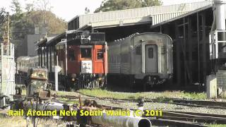 Rail Around New South Wales September 2011 SPECIAL EDITION: DAY OUT WITH THOMAS