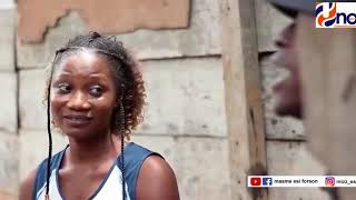Maame Esi tries to convince Too Much aka Hushpuppi to sell his Kidney || Maame Esi Forson