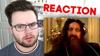 The King's Man | Official Teaser Trailer REACTION!