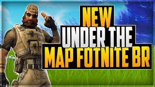 *NEW* GET UNDER THE MAP ANYWHERE USING THIS INSANE GLITCH - FORTNITE SEASON 5 GLITCHES