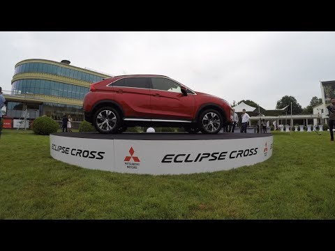 Mitsubishi Eclipse Cross (ENG) - Static Launch Event Poland