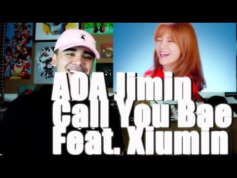 AOA(Jimin) - CALL YOU BAE (Feat. Xiumin Of EXO) MV Reaction
