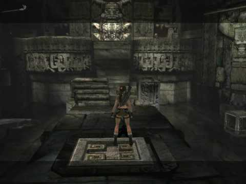Tomb Raider: Legend Bolivia Gold Reward