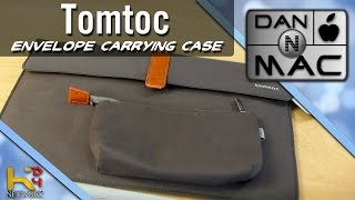 Tomtoc Envelope Sleeve Carrying Case [MacBook Pro late 2016]