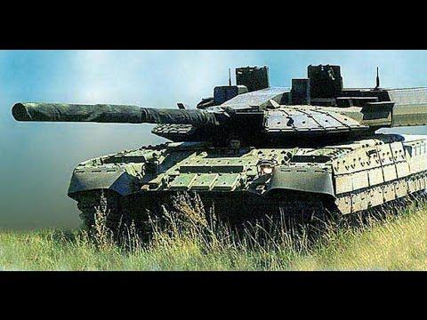 Т 95 Черный Орел Новый русский танк