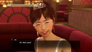 Yakuza 0 (Story) Sub-stories : Club Sunshine - Saki Story