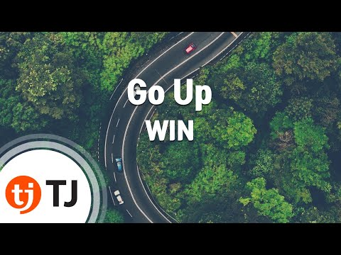 [TJ노래방] Go Up - WIN(Team A) (Go Up - ) / TJ Karaoke
