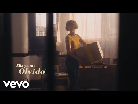 Luciano Pereyra – Ella Ya Me Olvidó (Letra)
