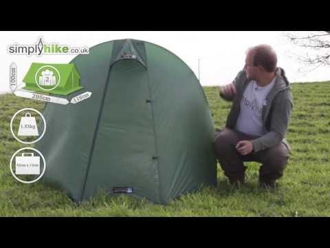 Terra Nova Superlite Voyager Tent - www.simplyhike.co.uk