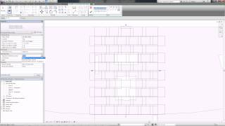 Welded Wire Meshes In Autodesk Revit 2013