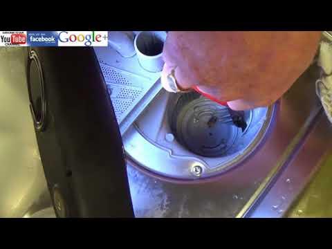 Как устранить засор в посудомоечной машине bosch